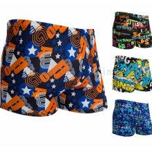 Custom Fashion Polyester Men′s Shorts Swimming Wear Swimwear