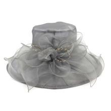 Colorful polyester yarns custom cloth hat bucket hat