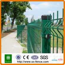 Stahlrohr Stil Zaun