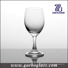 Stemware cristal libre de plomo, copa de vino, copa de cristal (GB083104)