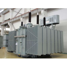 Deux phases 30kv / 380v / 220v Transformer d