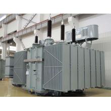 Transformador de duas fases 30kv / 380v / 220v d