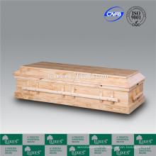 Cercueil de pin