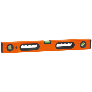 Spirit Level With Magnetic Stripes