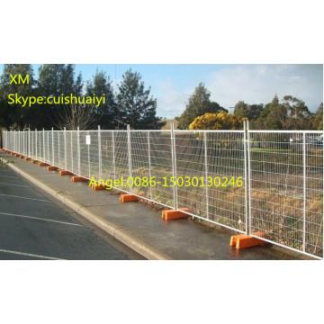 1,2 mt * 2,4 mt Abnehmbare Australien Temporäre Zaun Made in China