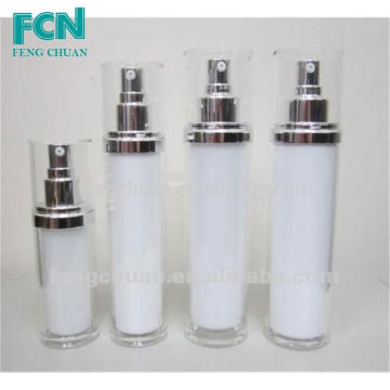 50ml 150ml 120ml 100ml frosted empty plastic cosmetic lotion bottles