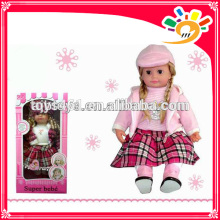 B/O English Speaking Doll,Speaking girl doll for baby early learing