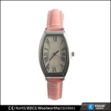 Lady new watches 2017 montre en acier inoxydable chaud en acier inoxydable