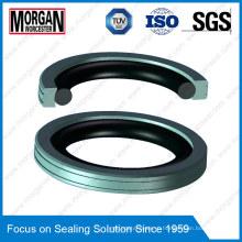 Tg4 профиль/М16 ПТФЭ высокого давления манжетным уплотнительным кольцом