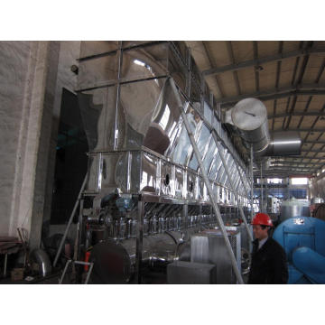 XF Series Horizontal Boiling Dryer Drying Equipoment