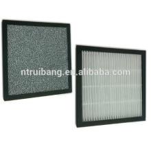 Compound Double Faced Air Filter für Raumluftreiniger, Auto, Schreibtisch Sauerstoffbar