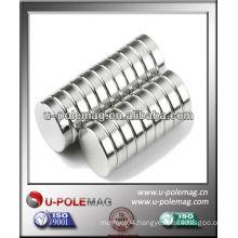 China N45 Strong Disc Neodymium Magnet