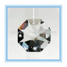 2016 octagon janela persianas, contas de cristal octagonal octagonal