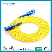 Sc Optical Fiber Patch Cord, Sc Optical Fiber Cable