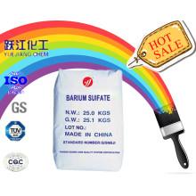 Sulfato de bario de grado natural para la perforación de petróleo (Min Baso4 97%)