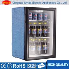 Refrigerador del refrigerador de la exhibición de la bebida de la energía, refrigerador del contador