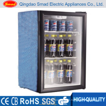 Mini Glass Door Beer Fridge Refrigerator Showcase