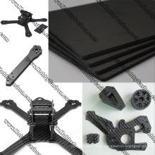 Parafusos de botão titanium da cor crua para zangões / Helicoper / FPV