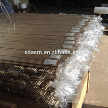 Brass Copper Round Bar for Cleanroom T1 T2 T3 T4