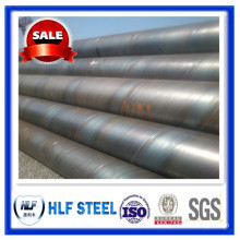 spiral welded carbon steel pipe for oil and gas pipeline
