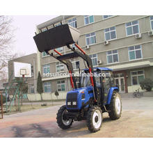 CE Certificate ! High Quality 40 hp Gear Drive Mini Wheel Tractor