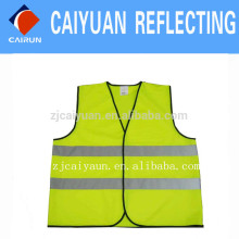 CY Warning Reflective Safety Vest Tape Jacket Fabric Tape