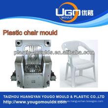 Molde de la silla del plástico del respaldo zhejiang taizhou fabricante moldes del moldeado plástico