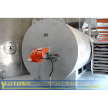Horno de aire caliente con combustible Diesel