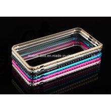 Le plus nouveau pare-chocs en aluminium de diamant de luxe pour l'iPhone 6