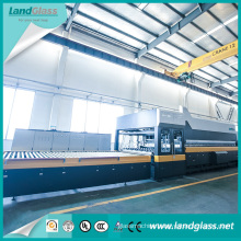 Landglass Flat/Bending Tempered Glass Production Line