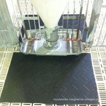 Hot Selling Fiber Reinforced Wean Farrowing Rearing Heat Pig Feed Save Rubber Mat
