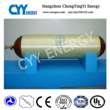 Steel CNG High Pressure Gas Cylinder for Natural Gas Station