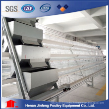 High Efficiency Long Life Chciken Equipment Hot Sale Automatic Cage