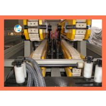 Chaîne de production de tuyau jumeau d'eaux d'égout de PVC