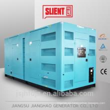 Generador diesel 480kw en 60HZ, precio del generador 600kva, generador silencioso 600kva, con motor CUMMINS KTA19-G4
