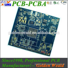 4oz electronic music player pcb circuit board PCB and PCBA Assembly