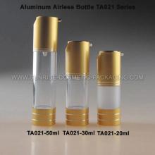 20ml 30ml 50ml Aluminum Airless Press Bottle