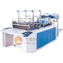 Machine de fabrication de sacs de chauffage et d'étanchéité pour ordinateur