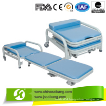 Hospital Accompany Foam Folding Chair Bed (CE/FDA/ISO)