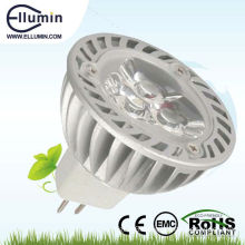 ce rohs approved 3w led spot