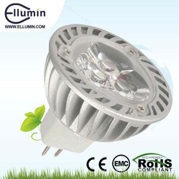 мощность 3W светодиодные лампы ce rohs
