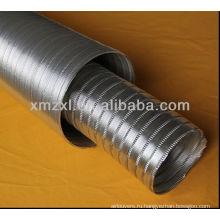 гибкий воздуховод алюминиевый, гибкий шланг, шланг гибкий воздуховод термостойкие