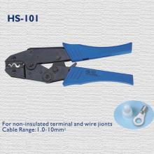 Outil non isolé de jonctions de terminal et de fil (HS-101)