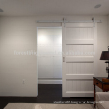 4 Panel Shaker White Door