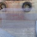 Caixa de gabião soldada de malha de arame galvanizado