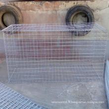 Maille de Gabion soudée galvanisée par immersion chaude