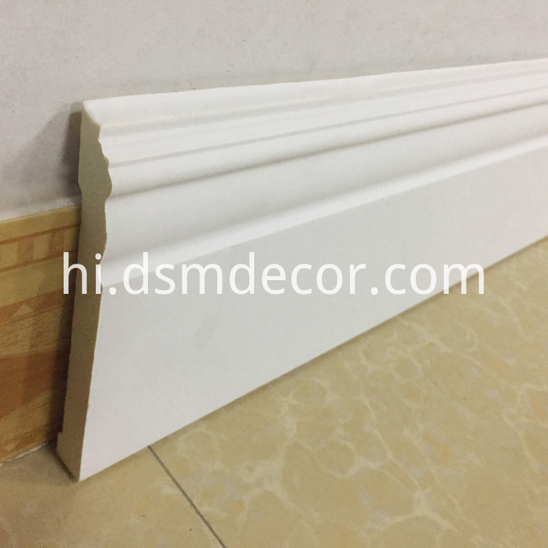 Pu Floor Skirtings