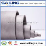 Hollow Threaded 304L stainless steel tube