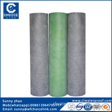 PE and PP waterproof membrane for shower rooms