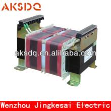 Machine monophasée Transformateur de commande fabriqué en Chine